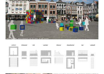 Samen Architectuur Maken Tijdelijke podia Den Bosch 02