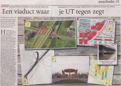 Samen Architectuur Maken Viaduct Enschede 1