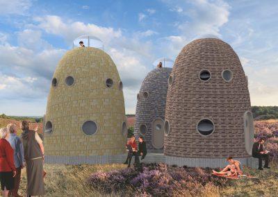 Samen Architectuur Maken Tiny houses Almere 2
