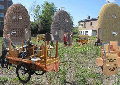 Samen Architectuur Maken Tiny houses Almere 3