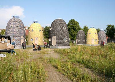 Samen Architectuur Maken Tiny houses Almere 4