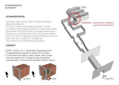 Samen Architectuur Maken Expositieruimte Nijmegen verbouwing 5