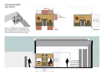 Samen Architectuur Maken Expositieruimte Nijmegen verbouwing 6