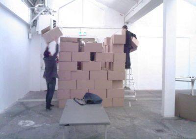 Verbouw expositieruimte Nijmegen