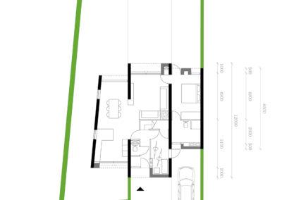 003_Samen Architectuur Maken met_Gerke en Janny_Ede_Park Reehorst_Situatie