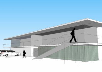 verbouw_bedrisamen architectuur maken verbouw bedrijfshal Vorden 009