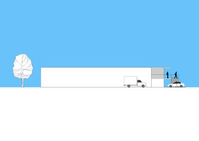 verbouw_bedrisamen architectuur maken verbouw bedrijfshal Vorden 010