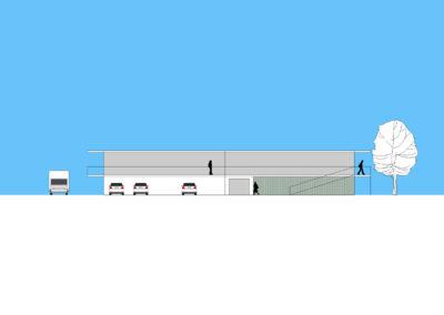 verbouw_bedrisamen architectuur maken verbouw bedrijfshal Vorden 011