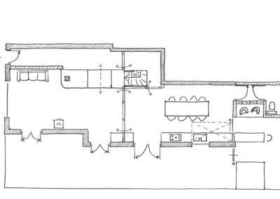 Verbouw 2^1 woning | samenarchitectuurmaken